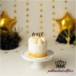 بک دراپ تولد تم ستاره طلایی -کد 6071