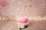بک دراپ تولد تم گل رز -کد 4678
