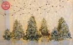 بک دراپ آتلیه کریسمس -کد 6974