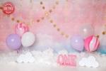 بک دراپ تولد تم رویایی -کد 7012