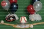 بک دراپ تولد تم بیسبال -کد 7417